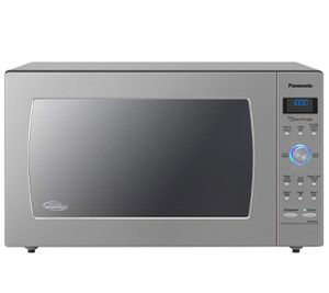 Panasonic Countertop / Built-In Microwave Oven with Cyclonic Wave Inverter Technology and 1250W of Cooking Power - NN-SD975S - 2.2 cu. ft (Stainless for Sale in Fairfax, VA