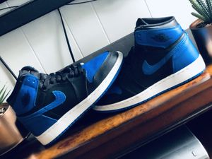 Jordan 1 Black Royale Blue (GS) 2013 for Sale in Lawrence, MA