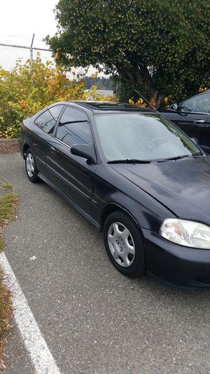 2000 Honda Civic EX for Sale in Kent, WA
