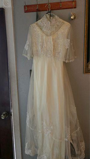 Vintage casual wedding dress for Sale in San Antonio, TX