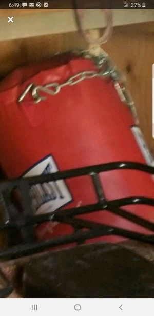 Ever last punching bag (heavy bag) for Sale in Paterson, NJ