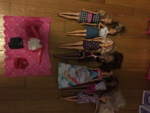 Barbie dolls and accessories for Sale in Richmond, VA