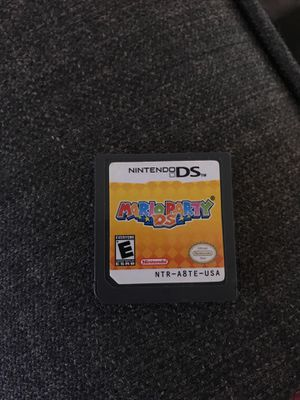 Mario party DS for Sale in Wasco, CA
