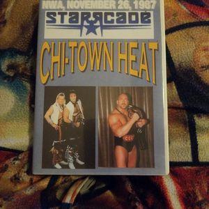 NWA Starrcade 1987 Dvd for Sale in Chicago, IL