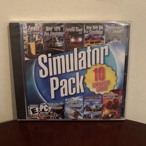 Simulator pack For PC for Sale in West Columbia, SC