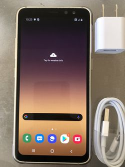 Samsung Galaxy S8 Active 64gb Unlocked (good Condition) for Sale in Inglewood,  CA