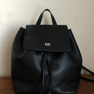 Authentic Black MK Backpack for Sale in Fresno, CA