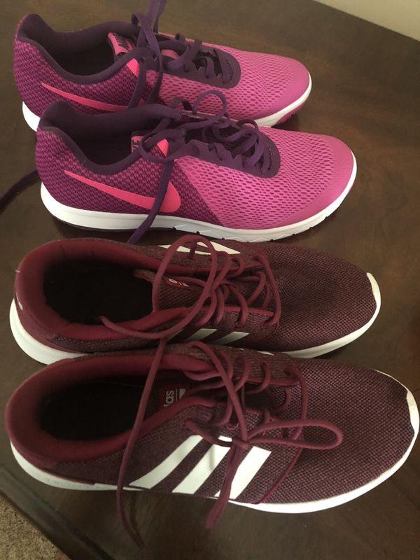 Brand new women's Nike and Adidas