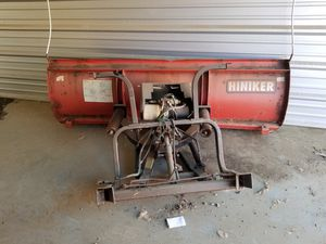 Hiniker snow plow for Sale in Sioux Falls, SD