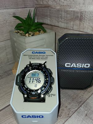 Casio Triple Sensor Watch for Sale in Oklahoma City, OK