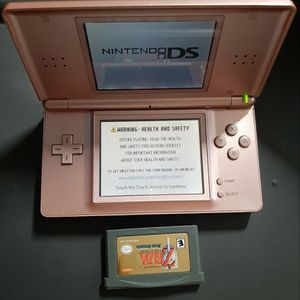 Nintendo DS Rose Gold With Zelda Game for Sale in Woodbridge, VA
