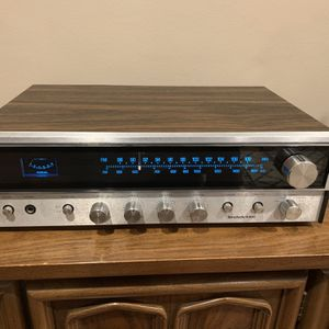 Vintage TransAudio 6400 AM/FM Stereo Receiver - Tested & Working for Sale in Los Angeles, CA