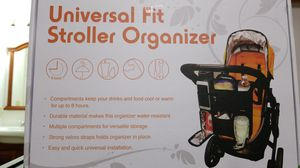 Emmzoe universal stroller organizer for Sale in Honolulu, HI