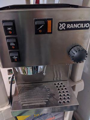 Rancilo espresso machine for Sale in Southington, CT
