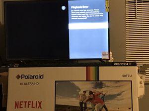 Panasonic 4 k ultra he tv 50 inch for Sale in Grand Rapids, MI