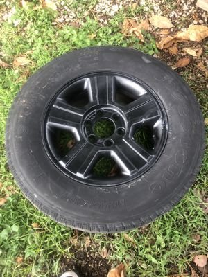 Rims and tires for Ford F-150 for Sale in FL, US