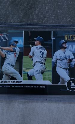 Dodgers Topps Now Card for Sale in Whittier,  CA