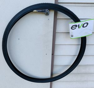 6 New EVO Road Warrior Bike Tires $15 Each 26x 1-3/8 for Sale in Tampa, FL