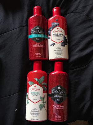 Old spice shampoo and conditioner two in one for Sale in Las Vegas, NV