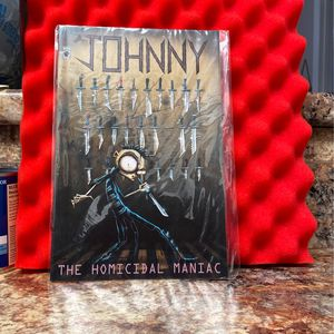 "AUTHENTIC ""Johnny the homicidal maniac"" comic book (1995) 24 Pages for Sale in Orlando, FL"