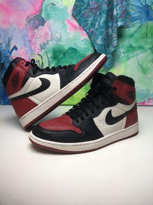 Jordan 1 High Bred Toe Size 12 for Sale in Richmond, VA