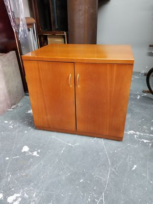 Two door cabinet $80 (good condition) for Sale in Houston, TX