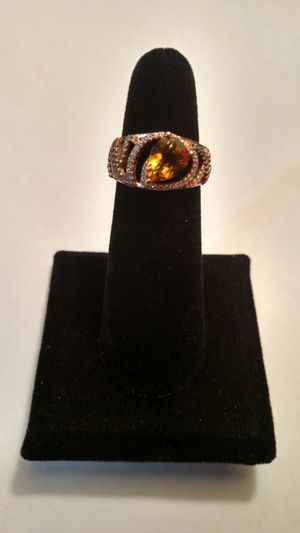 Citrine ring for Sale in Sun City, AZ