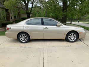 2003 Lexus ES 300 - 128364 miles, only one previous owner, great condition! for Sale in Woodridge, IL