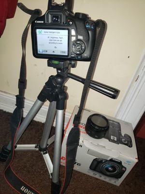 Canon Rebel T6 for Sale in Johnston, RI