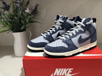 Nike Dunk High AB Notre Midnight Navy Size 9.5 for Sale in Hialeah,  FL