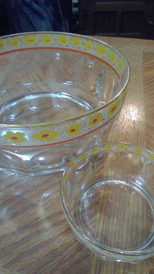 "Vintage ""Arcoroc France"" Bowl (Set of 2) for Sale in Des Moines, WA"