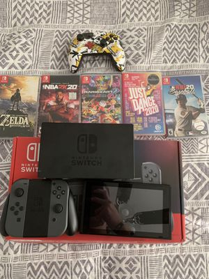Nintendo Switch FULL for Sale in Keller, TX