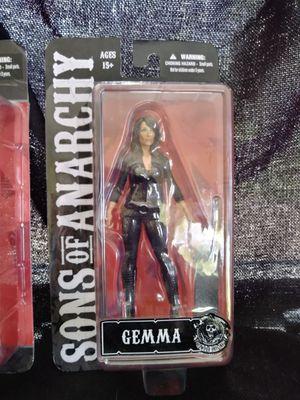 SOA Gemma Teller 6 inch Action Figure for Sale in Boyertown, PA