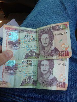 Belize money for Sale in Arroyo Grande, CA
