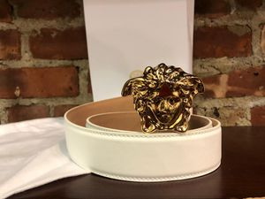 White Versace Belt *Authentic* for Sale in Queens, NY