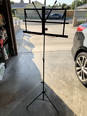 Music stand for Sale in Rancho Cucamonga, CA
