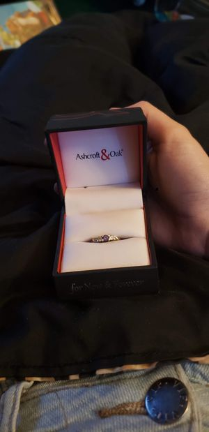 Engagement ring. Size 4 for Sale in North Canton, OH