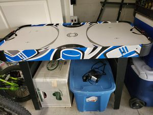 48 Inch Air Powered Hockey Table Space-saving Design Foldable Legs for Sale in Kissimmee, FL