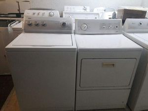 KENMORE WASHER AND DRYER SET SUPER CAPACITY **DELIVERY AVAILABLE TODAY** for Sale in St. Louis, MO