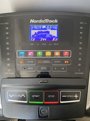 nordictrack treadmill for Sale in Long Beach, CA