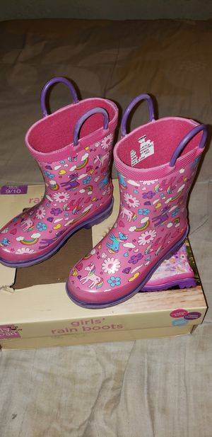 Girls rain boots for Sale in Paramount, CA