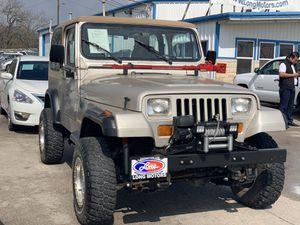 1995 Jeep Wrangler S for Sale in Austin, TX