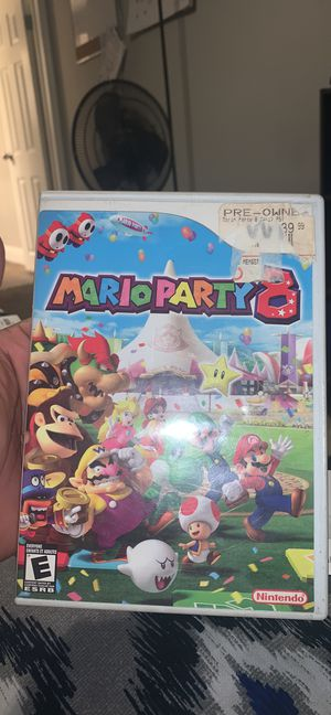Mario Party 8 (Wii) for Sale in Dallas, TX