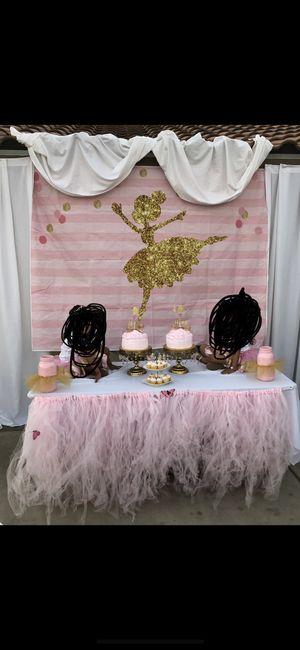 Ballerina party for Sale in Riverside, CA