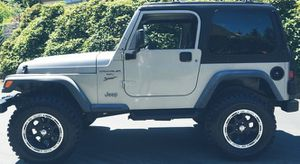 One Owner Jeep WRANGLER 2001 for Sale in Montgomery, AL