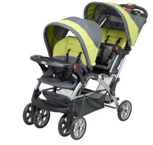 Baby trend double stroller for Sale in Las Vegas, NV