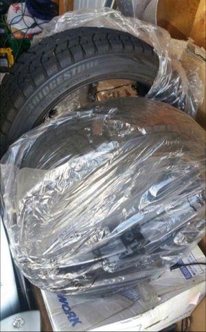 All season tires (2) for Sale in Sudbury, MA