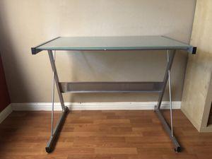 Glass desk for Sale in San Jose, CA