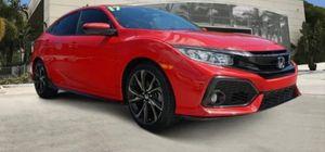 2017 Honda Civic Hatchback...$23k OTD for Sale in Pompano Beach, FL