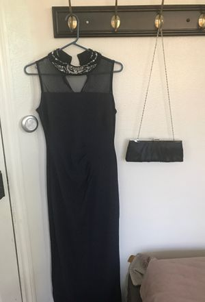 Prom dress w/purse $50 for Sale in Portland, OR